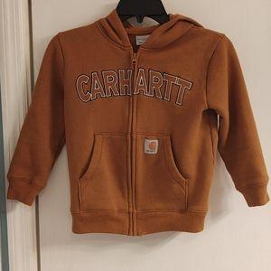 Carhartt Logo Fleece Sweatshirt